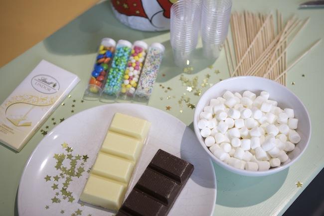 Geschenke DIY Schokolade am Stiel